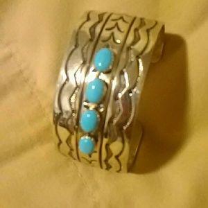 Jewelry - Turquoise Cuff